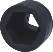 """1"""" sekskant-kraft-top, kort, 50mm"""