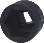 """1"""" sekskant-kraft-top, kort, 55mm"""