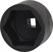 """1"""" sekskant-kraft-top, kort, 95mm"""