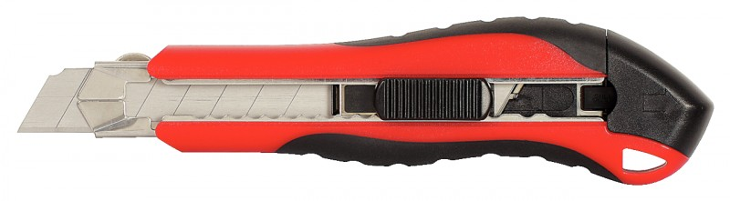 KS Tools Komfort-Abbrechklingen-Messer 18 mm